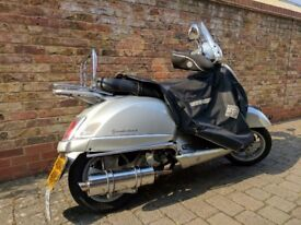 Piaggio Vespa GT 200 Granturismo, low mileage, well kept, maintained, garaged, good commuter