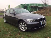 BMW 3 Series 320i Excellent Condition 45k low mileage good tyres only 2 ex owners GREY color