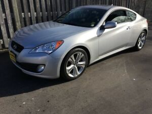 2011 Hyundai Genesis Coupe 2.0T, Automatic, Leather, Sunroof, 42