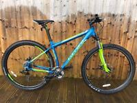 Carrera hellcat mountain bike will post