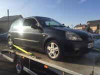 15inch Renault Clio alloys & tyres