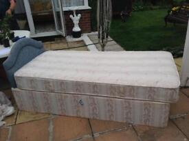 One Single Bed 6 foot x 3 foot