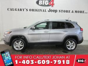 2014 Jeep Cherokee LIMITED, Leather, Panoroof, TOWABLE