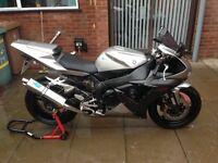 yamaha yzf R1 1000cc sportsbike