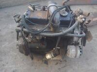 Perkins 4203 diesel engine