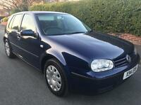 2001 (X) Vw Golf TDI DIESEL**60 MPG**LONG MOT**DRIVES WELL**
