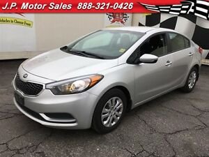 2014 Kia Forte LX, Automatic, Steering Wheel Controls,
