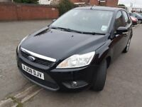 2008 ford focus 1.6 automatic