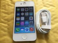 iPhone 4S 8GB WHITE ( Vodafone)