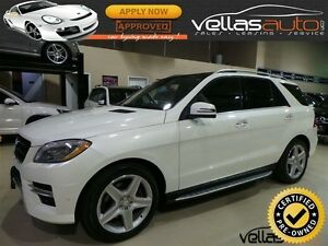 2013 Mercedes-Benz M-Class ML350 BlueTEC| SPORT/PREMIUM PKG