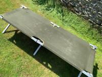 American Camp Cot Bed