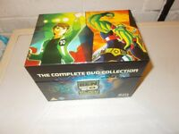 Ben 10 Alien Force the complete dvd collection 9 disc