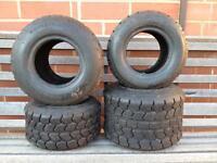 Go kart tyres