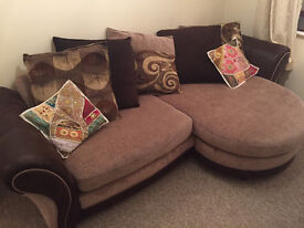 3 Seater Sofa Lounger