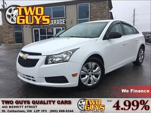 2012 Chevrolet Cruze LS AUTO POWER GROUP A/C