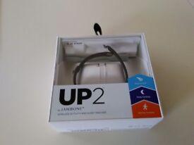 Jawbone UP2 Wireless Activity and Sleep Tracker. Unused and in original unopened box.