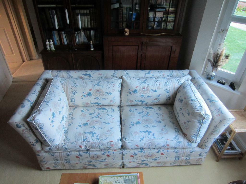 Classic vintage sofa for sale 2 seater sofa by duresta for Traditional couches for sale