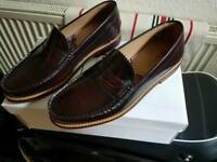 Ben sherman loffa shoes size 9 still boxed