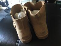 ugg classic mini unlined boots