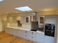 All Carpentry Services - kitchen fitting, wardrobes, bespoke storage, flooring
