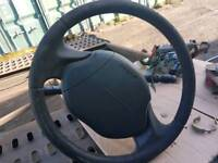 Iveco daily steering wheel with airbag