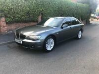 BMW 7 series 730d Auto full service 2005