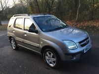 SUZUKI IGNIS 1.5 PETROL DRIVE GOOD LONG MOT JULY 2017