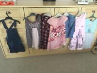 Girls clothes bundle age 6-7