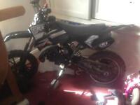 Kids 50 cc bike