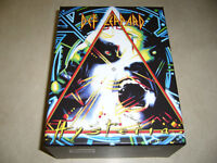 Def Leppard - Hystera Super Deluxe 5CD/2DVD 30th Anniversary Edition Played Once As New