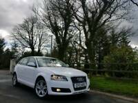 AUDI A3 1.6 TDI SPORT IBIS WHITE £20 TAX FINANCE FROM ONLY £157 PER MONTH WITH NO DEPOSIT !!