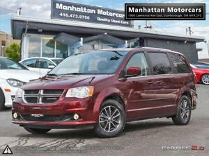 2017 DODGE GRAND CARAVAN SXT PREMIUM PLUS |NAV|DVD|CAMERA|LOADED