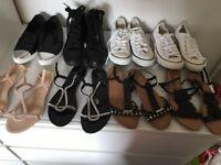 Ladies shoe bundle