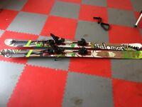 Salomon Shogun Off Piste Skis