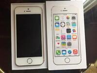 New iPhone 5s 16GB Gold factory unlocked any sim