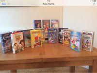 Bundle of Children's films (14 total) majority Disney