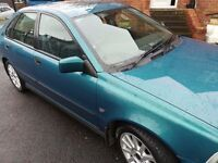 Volvo S40 very low mileage