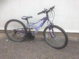 Apollo FS 24 Kids bicycle