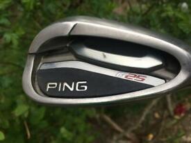 Ping G25-Sand Iron