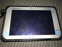 Panasonic Toughpad FZ-M1 Windows Tablet