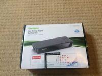 ** AS NEW **Goodmans Low Energy Digital Set Top Box in original packaging