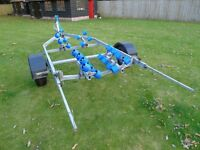 Extreme Boat Trailer ext750 little used for 5metre Rib
