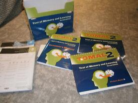 Dyslexia Assessment Tool, TOMAL 2