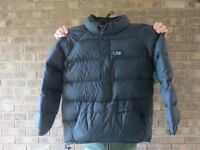 RAB Down Top - Black. Size Medium