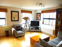 Modern, spacious 2 bed flat in Tonbridge - available for short-term let