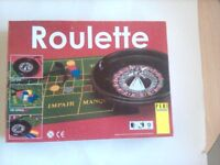 4SALE,1 ROULETTE GAME. ONLY £3