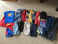 4-6 years old boy's clothes Bundle