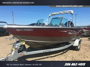 2012 lund boat co 1850 Tyee