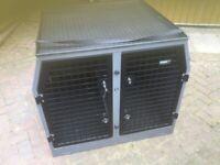 Trans K9 Dog Cage B10