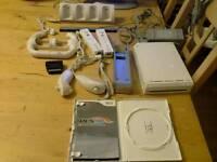 Wii & Accessories.